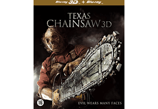 Texas Chainsaw 3D | 3D Blu-ray