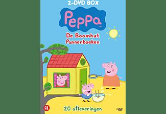 Peppa De boomhut & pannenkoeken + zonnescherm