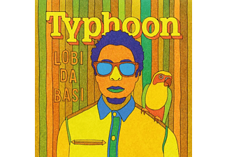 Typhoon - Lobi Da Basi | CD