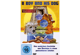 A Boy and his Dog [DVD]