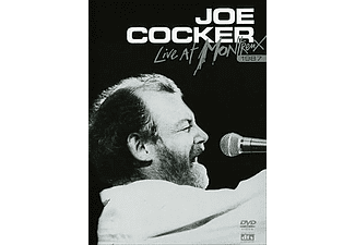 Joe Cocker - Live at Montreux 1987 (DVD)
