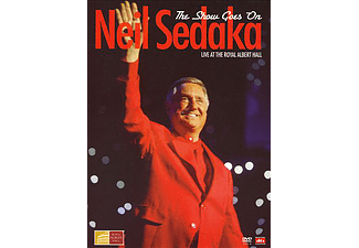 Neil Sedaka - The Show Goes On - Live At The Royal Albert Hall (DVD)