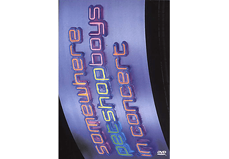 Pet Shop Boys - Somewhere - Live at the Savoy (DVD)