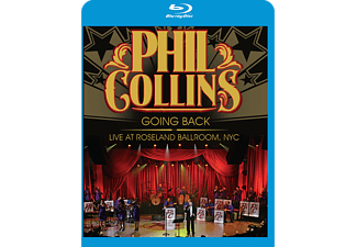 Phil Collins - Going Back - Live At Roseland (Blu-ray)