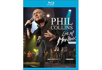 Phil Collins - Live At Monreux 2004 (Blu-ray)