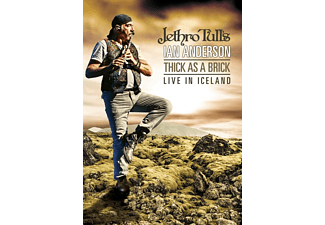 Jethro Tull's Ian Anderson - Thick As A Brick-Live In Iceland [DVD]