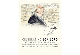 VARIOUS - Celebrating Jon Lord - (Blu-ray)