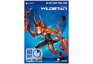 NGS Wildstar - 60 Days Game Card