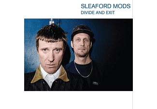 Sleaford Mods - Divide And Exit [CD]