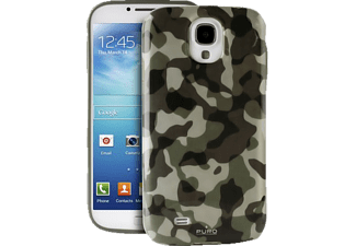 PURO PU-007202, Samsung, Backcover, Galaxy S4, Polycarbonat, Camouflage