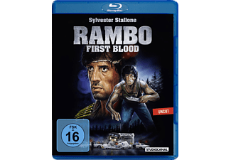 Rambo - First Blood - (Blu-ray)