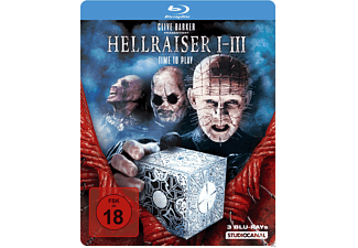 Hellraiser Trilogy (gF) [Blu-ray]