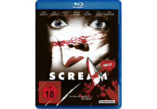 Scream - Schrei! [Blu-ray]