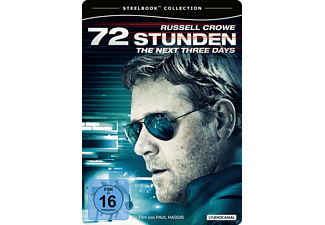 72 Stunden - The Next Three Days ( Steel Edition Collection) - (DVD)