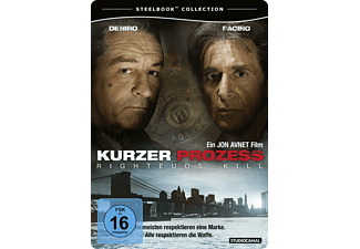Kurzer Prozess - Righteous Kill (Steelbook Edition) - (DVD)