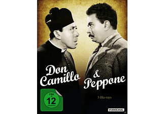 Don Camillo und Peppone Edition [Blu-ray]