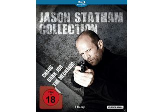 Jason Statham Collection - (Blu-ray)