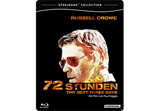 72 Stunden - The Next Three Days (Steelbook Edition) - (Blu-ray)