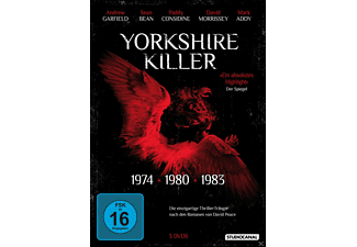 Yorkshire Killer (1974, 1980, 1983) [DVD]