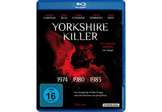 Yorkshire Killer (1974, 1980, 1983) [Blu-ray]