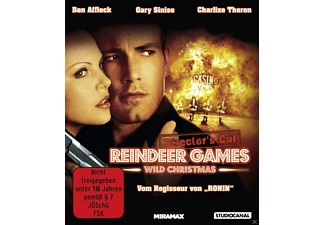 Reindeer Games (Director's Cut) - (Blu-ray)