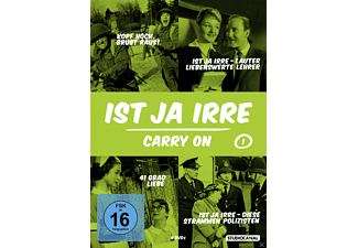 Ist ja irre - Carry On - Vol. 1 [DVD]