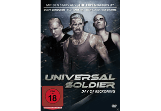 Universal Soldier - Day of Reckoning - (DVD)