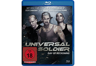 Universal Soldier - Day of Reckoning - (Blu-ray)