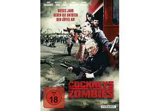Cockneys vs. Zombies [DVD]