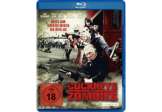 Cockneys vs. Zombies - (Blu-ray)