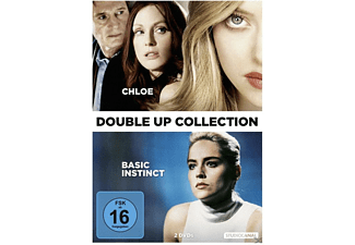 Basic Instinct & Chloe / Double Up Collection - (DVD)