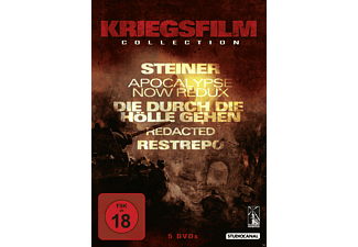 Kriegsfilm Collection [DVD]