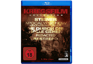 Kriegsfilm Collection [Blu-ray]