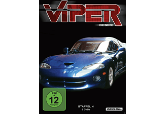 Viper - 4. Staffel [DVD]