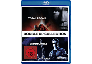 Terminator 2 & Total Recall / Double Up Collection - (Blu-ray)