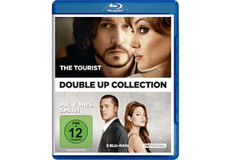 The Tourist & Mr. & Mrs. Smith - (Blu-ray)