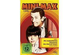 Mini-Max 3.Staffel [DVD]