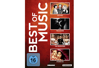 Best of Music [DVD]