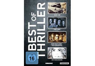 Best of Thriller - (DVD)