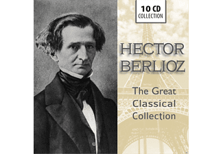 VARIOUS - Hector Berlioz-Portrait [CD]