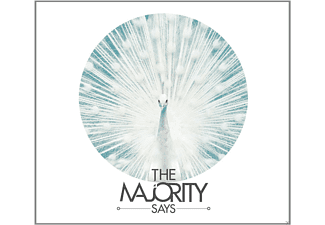 The Majority Says - The Majority Says [Vinyl]