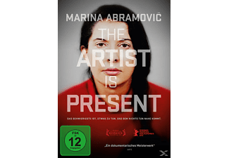 Marina Abramović: The Artist is present [DVD]