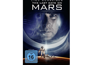 Last Days on Mars [DVD]