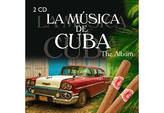 VARIOUS - La Musica de Cuba-The Album [CD]