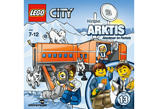 Various - Lego City 13: Arktis - (CD)