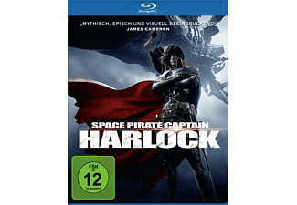 Space Pirate Captain Harlock - (Blu-ray)