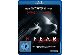 In Fear - (Blu-ray)