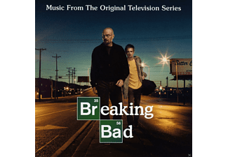 VARIOUS - Breaking Bad (Music From The Original Tv Series) [CD]
