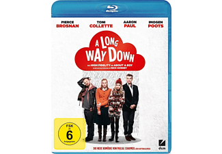 A Long Way Down - (Blu-ray)