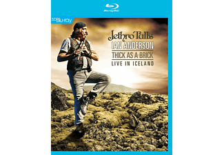 Jethro Tull's Ian Anderson - Thick As A Brick-Live In Iceland [Blu-ray]